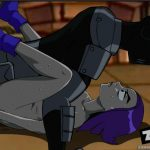 Teen Titans: Sladed - Sex Game