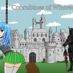 Concubines of Whoredor - XXX Game