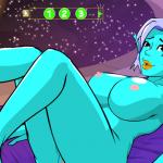Alien Sextorigon - Sex Game